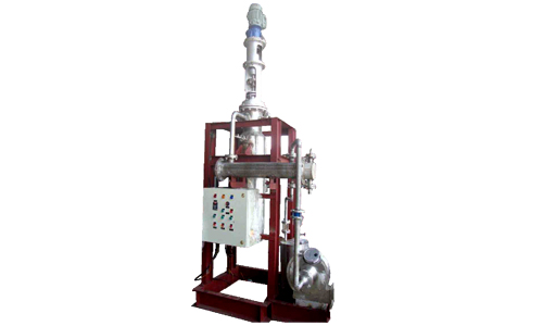 Agitated Thin Film Evaporator